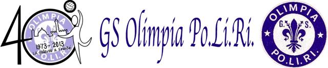 Olimpia Po.Li.Ri. - …dal 1973 la pallavolo a Firenze!